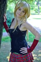 Misa Death Note - gothic girl by xRika89x