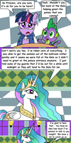 After the Gala - Page 4 by AleximusPrime