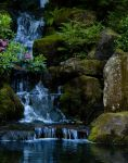 Falling Waters by ladyred200141