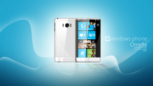 Windows phone, Ornella Concept by sharkurban
