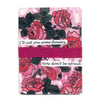 Roses---ATC by TheQueenofLeons