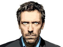 Dr. House Vexel by n-e-m-0