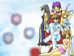 Kaiba's Angels by YunaBevelle