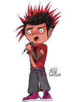 Chibi Jimmy Urine by Crimson-Werecat