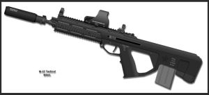 M-25 Tactical by MikeL16