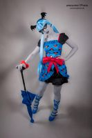 Freaky Fusion Ghoulia Yelps by awesomePhotoDe