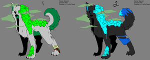 Smoker- Left 4 Dead Adopts (1/2 OPEN) by AvalaAdopts