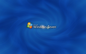 Windows Seven Galaxy by Spyrow