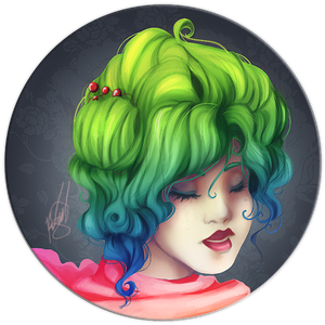 Hair doo - color by Inner-D