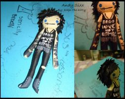 Andy Sixx by Kago-The-Kitty