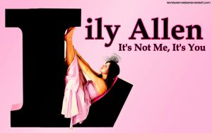 Lily Allen WP by KeybladeMeister