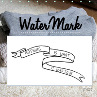 WaterMark [.PSD File] by DreamsChocolate