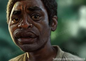 12 Years A Slave Caricature by Jubhubmubfub