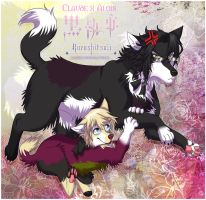 .: Kuro :.  Claude x Alois by RocherKnight