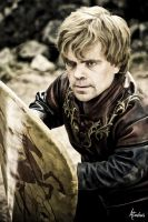 Tyrion Lannister Painting by Atavius
