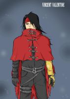 Vincent Valentine by TheFresco