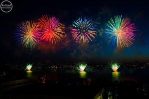 Perth Skyshow 2013 by astrant82