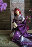 BJD kimono - Will You Join my Play? by InarisansCrafts