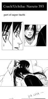 Crack393: Super Itachi by starbuckets