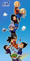 dragon ball by ciwi0451