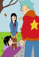 Tsustar Family- Autumn by jackiedg86