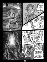Pih McNy: the comic -page 33 by ArtBennyRGrau