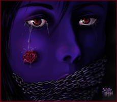 I'll turn your tears to roses by besa1