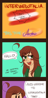 INTERVIEWTALIA: PART SIXTEEN. by TheGweny