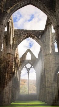 Tintern Abbey - South Wales by iconsPhotography