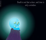 Death and Time by IAmTheUnison