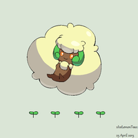 .: Whimsicott Animation :. by xIceLemonTeax