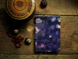 handmade journal by Patiak