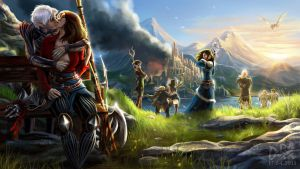 This is only the beginning by DarianaLoki