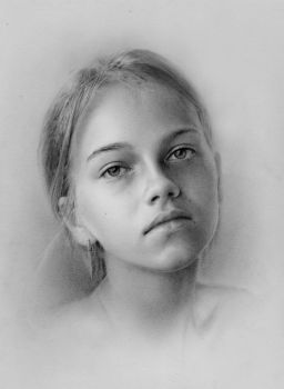 Girl portrait by RinFaye