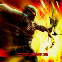 crysis 3 action shot by R-Clifford