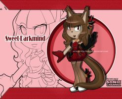 .:CHANNEL:. Sweet darkmind by Lustchivi