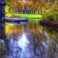 Impressionist Landscape by fmr0