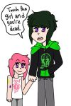 Protective big brother by whimsicalScribbler