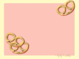 pretzel wallpaper by hyky