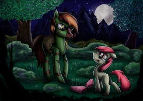 Commish: The Forest by erovoid