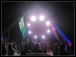 Close Encounters at BM 2007 by psion005