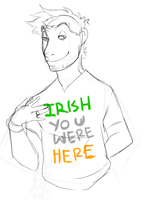 Irish You Were Here by MintyMaguire