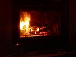 My Fireplace by mikeg8807