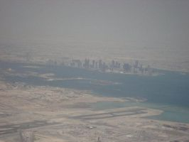 Doha In The Making by Noora7at
