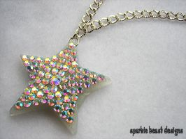 Swarovski Crystal Resin Star by Natalie526