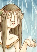 3 Dreamy Fairies Series ACEO by vrm1979