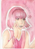 Pink Stephanie by Ayameha