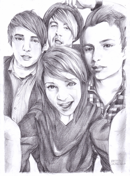 Paramore by oi2egon