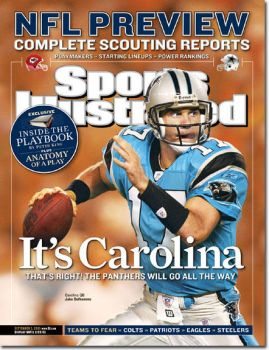 Jake Dellhomme On The cover of sports Illustrated by tetsigawind