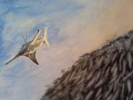 swordfish by arianah